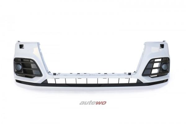 Audi SQ5 FY S-Line Front-Stoßstange Vorne weiß