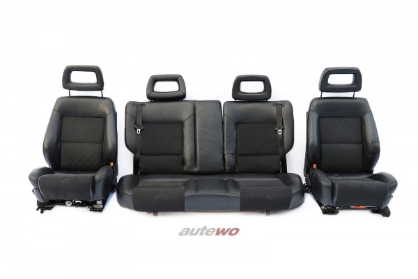 Audi 100/200 Typ 44 Avant Innenausstattung quattro Satin e-Verstellung schwarz