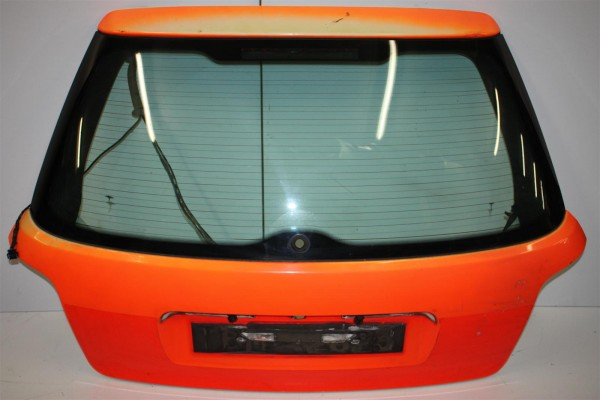 Audi A4 B5 Avant Heckklappe Notarzt-Lackierung 8D9827023D