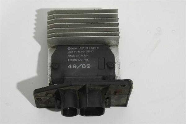 Audi 80/90 Typ 89 Widerstand/Gebläseregler Klimatronic 893820523B 893820523B