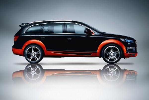 ABT Sportsline Audi Q7 4L Seitenleisten/Seitenschweller 4L0800102