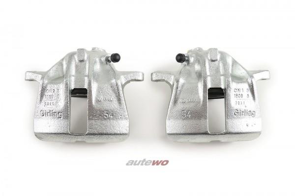 #357615123AX/357615124AX Audi 100 Typ 44 Bremssättel 256x13mm Vorne