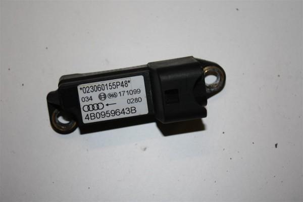 Audi A6 4B Crash-Sensor 4B0959643B