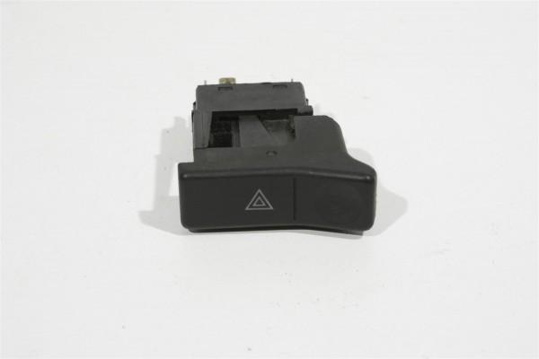 Audi 80/90 Typ 81/85 Schalter Warnblinklicht schwarz 855941509