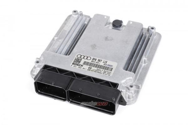 8P0907115 Audi A3 8P 2.0l TFSI 4 Zylinder AXX Motorsteuergerät