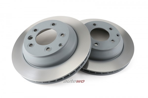 Bremsscheiben Hinten Audi/VW/Porsche Cayenne/Q7/Touareg ersetzt 7L8615601G