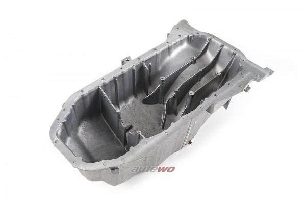 054103599G NEU Audi S4/S6 C4 2.2l 20V Turbo AAN Ölwanne Aluminium