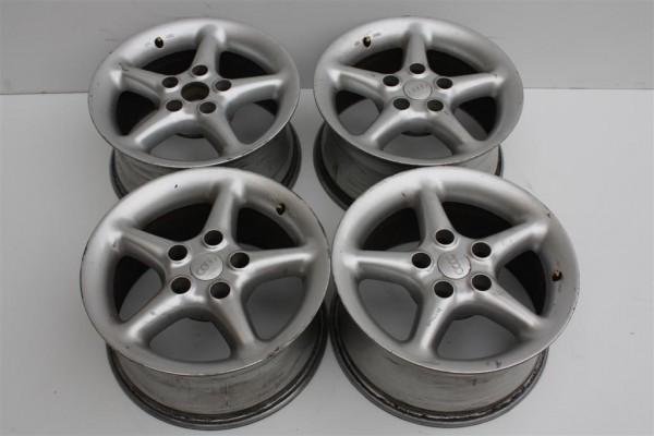 Audi A4/A6 Votex Alufelgensatz 7,5x15 ET35 LK 5x112 4A0071493