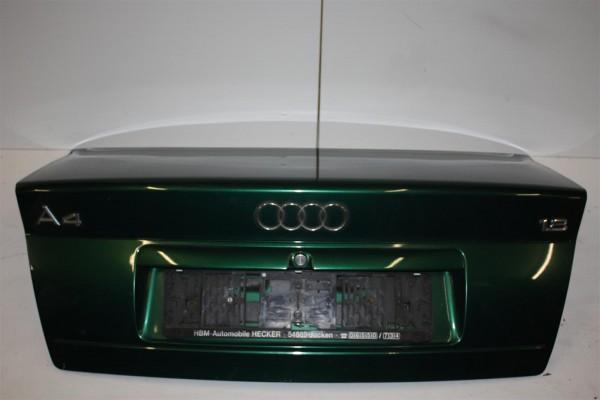 Audi A4 B5 Limousine Heckklappe Kaktusgrün LZ6L 8D5827023Q