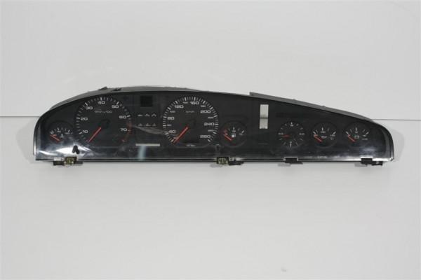Audi A6/C4 6 Zyl. Kombiinstrument 280 km/h + Check/BC/Zusatzinst. 4A1919033FP