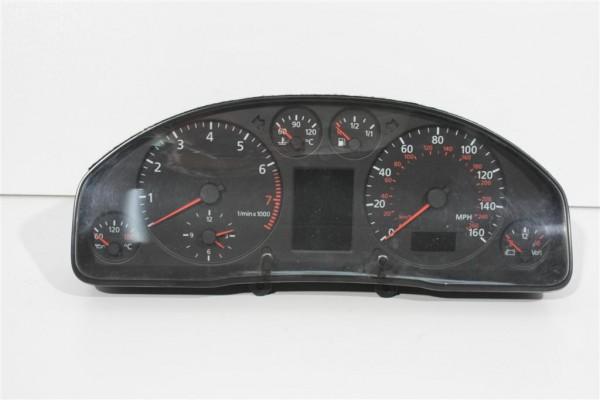Audi A6 4B Kombiinstrument mit FIS / Meilentacho aus Rechtslenker 4B0919930Q