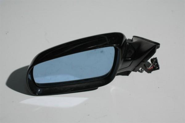Audi A4 B5 Außenspiegel elektrisch verstelbar Links FS brilliantschwarz LY9B 8D1858531C