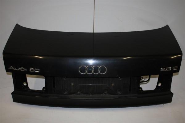 Audi 80 B4 Limousine Heckklappe schwarz 8A5827023E