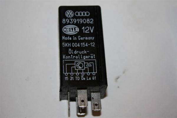 Audi/VW 80/100 Relais 309 Öldruckwarnung 4 Zylinder 893919082