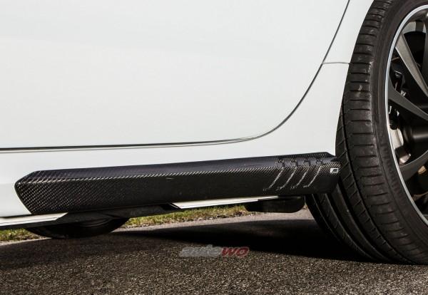 ABT Sportsline Seitenschwelleraufsätze Audi S6 4G 4G0808120