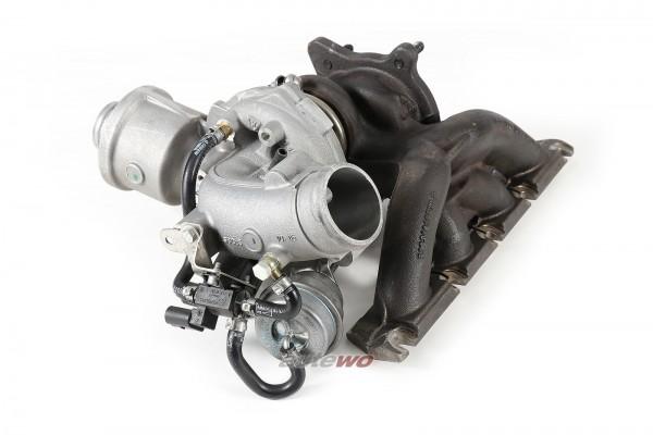06H145702S/R NEUWERTIG Audi A4 8K/A5 8T/Q5 2.0l TFSI ABT Upgrade-Turbolader