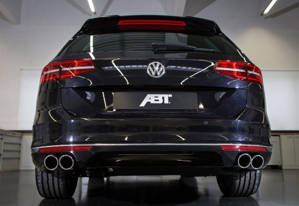 ABT Sportsline VW Passat 3G Heckschürzenset + Endschalldämpfer 3G008002130