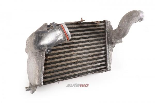 4E0145805D Audi A8 D3/4E 4.0l TDI 8-Zylinder ASE Ladeluftkühler links