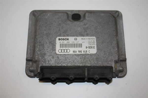 Audi A3 1.8l 125PS AGN Motorsteuergerät 06A906018C