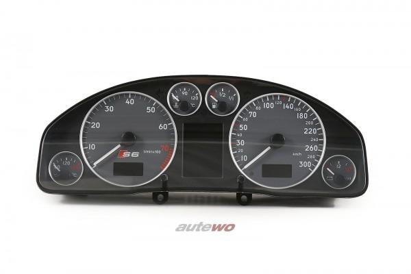 4B0920933LX NEU Audi S6 4B/C5 4.2l V8 Kombiinstrument FIS/300 km/h grau