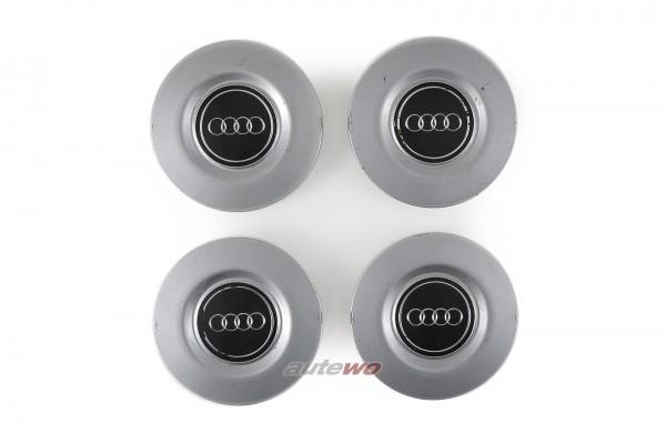 4A0601165A Audi S4/S6 C4 Set Radzierkappen/Felgendeckel
