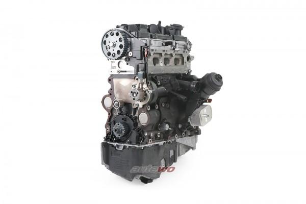 04L100031H NEU Audi A4 8K/A5 8T/8F/A6 4G/Q5 8R 2.0l TDI CNHA/CNHC Rumpfmotor