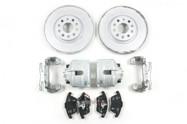 8J0615123A/124A NEU Audi/VW/Skoda A1/A3 8P/Polo/Fabia Bremsen-Kit 312x25mm