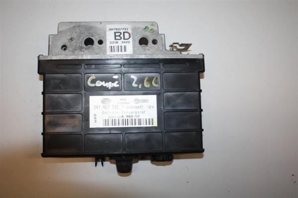 Audi 80 B4 2.6l 150PS ABC Getriebesteuergerät 4-Gang 097927731BD