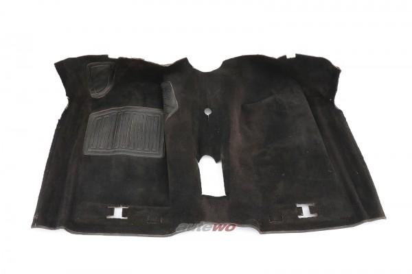 811863101K  Audi 80/90/Coupe Typ 85 Innenraum-Teppich vorne schwarz