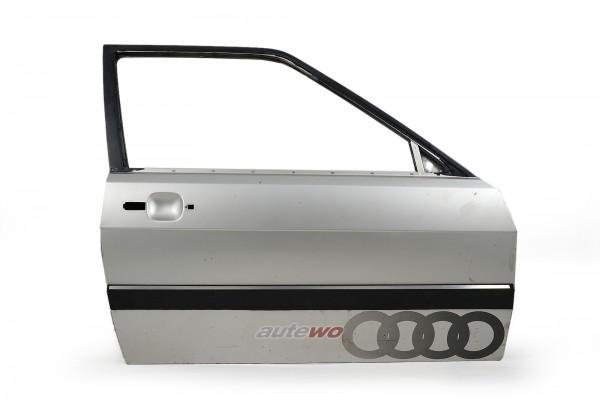 855831052E Audi Coupe Typ 81/85/Urquattro Tür Vorne Rechts Silber