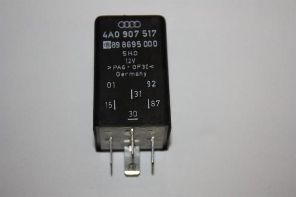 Audi/VW 80/100 Relais 339 Spannungsschutz 4A0907517