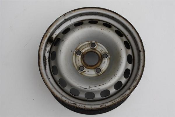 Audi Stahlfelge Silber 6X15 ET 37 Lochkreis 5X112