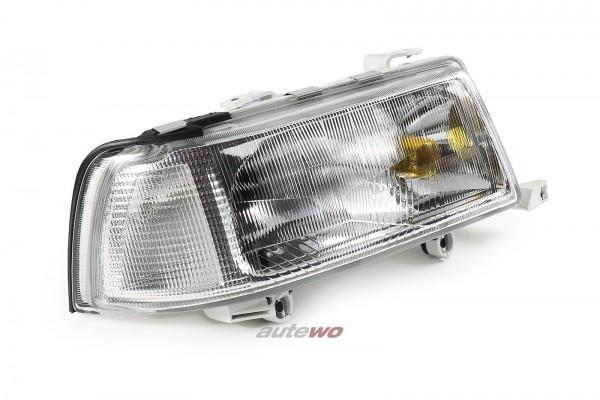 895941030H NEU Audi 80 B4/Coupe/S2/Cabriolet Typ 89 Scheinwerfer Gelb Rechts