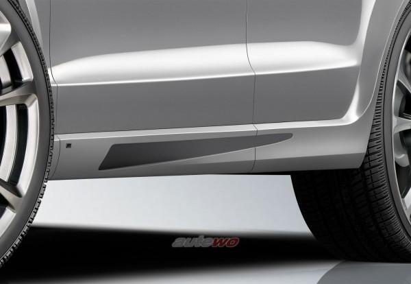 ABT Sportsline Türaufsatzleisten Audi Q5 8R 8R0817102