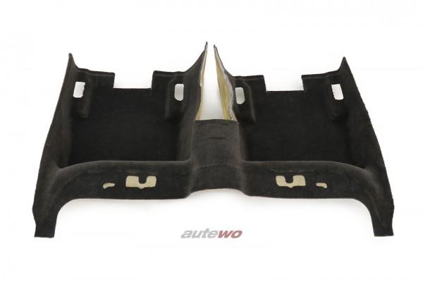 4E0863021C Audi A8/S8 D3/4E Innenraum-Teppich Hinten soul schwarz