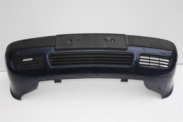 Audi 80 B4 Limousine/Avant Stoßstange vorne blau 8A0807103H