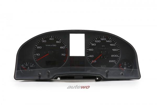 8A0919033CD Audi 80 B4 4/5 Zylinder Kombiinstrument Nippon Seiki 220km/h