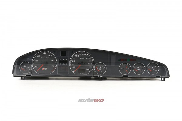 4A1919033HE NEU Audi S6 C4 5 Zylinder 20V Turbo AAN Kombiinstrument schwarz