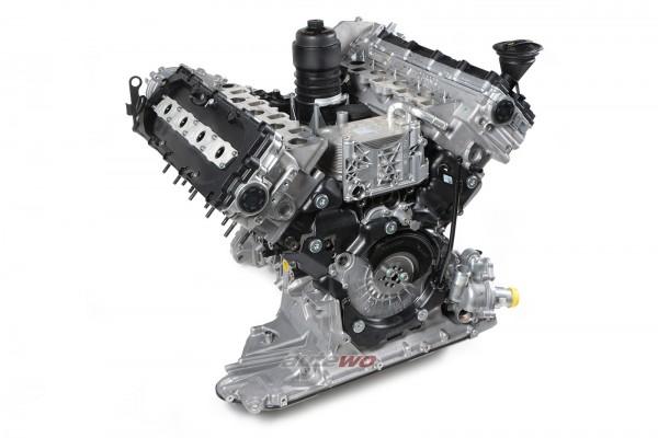 #057100031M NEU Audi A8 D4/4H 4.2l TDI 385PS 8 Zylinder CTE Motor im Austausch