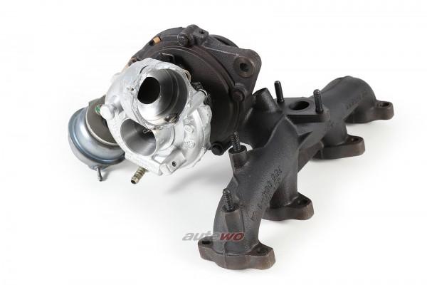03G253016H 03G253010 Audi/Seat/Skoda/VW A3 8P/Golf 2.0l TDI Original Turbolader