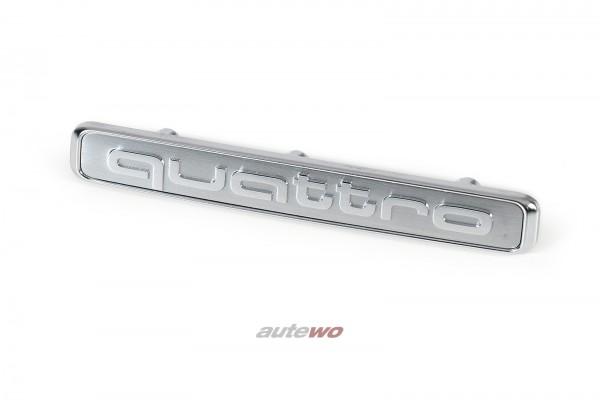 8W0853191 NEU Audi A4/S4/RS4 8W/B9 quattro-Emblem Armaturenbrett