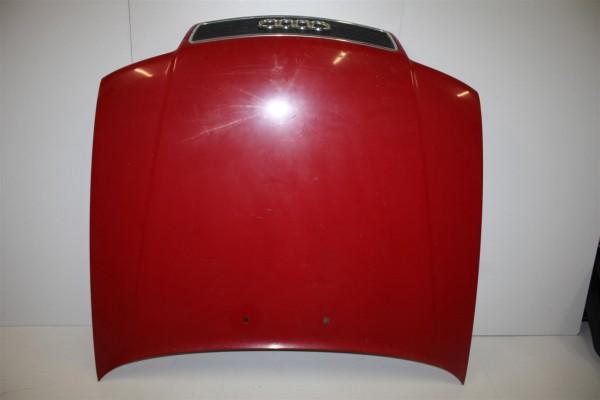 Audi 100 C4 Motorhaube rot 4A0823029C