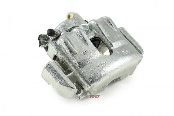 #443615124CX/443615125D Audi 100 Typ 44 Bremssattel + Bremsträger Vorne Rechts