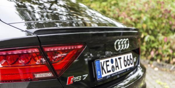 ABT Sportsline Audi A7/S7 4G Carbon Heckspoiler 4G8809140
