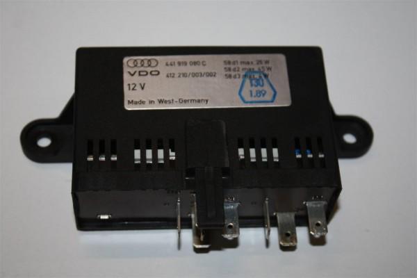 Audi/VW V8 D11 Relais Verstärker Instrumentenbeleuchtung 441919080C