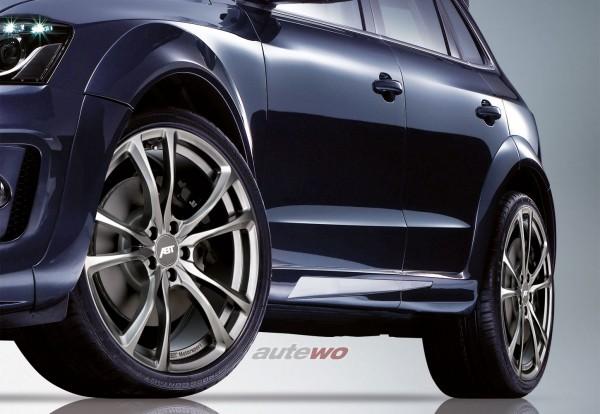 ABT Sportsline Kotflügelverbreiterungen Audi Q5 8R 8R0817122