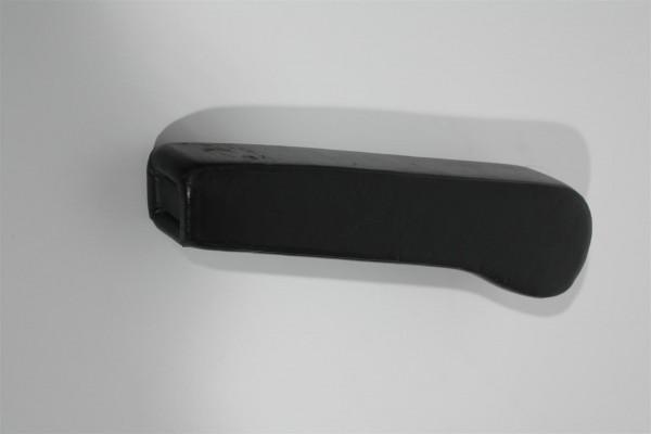 Audi A8 D2 Armlehne Leder schwarz Vorne Links 4D0881751