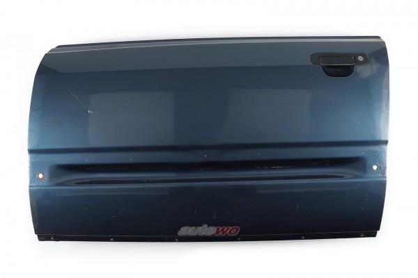 443831051E Audi 100/200 Typ 44 Tür Vorne Links LY5Z Nauticblau