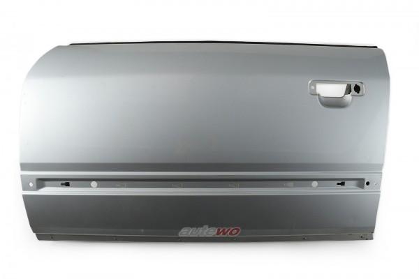4A0831051 Audi 100/S4 C4 Limousine/Avant Tür Vorne Links LY7T kristallsilber