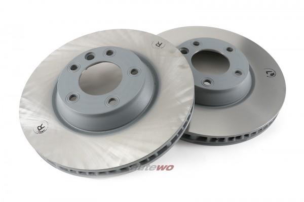 Bremsscheiben Vorne Audi/VW/Porsche Cayenne/Q7 4L/Touareg ersetzt 7L8615301